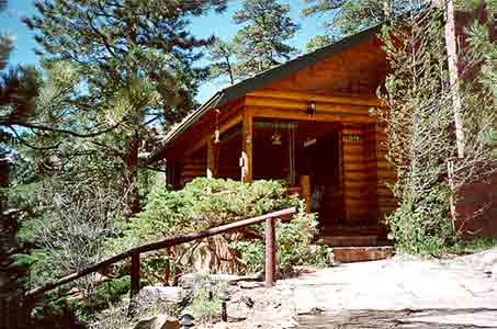park in lodging cabins hotels g restaurants resorts estes